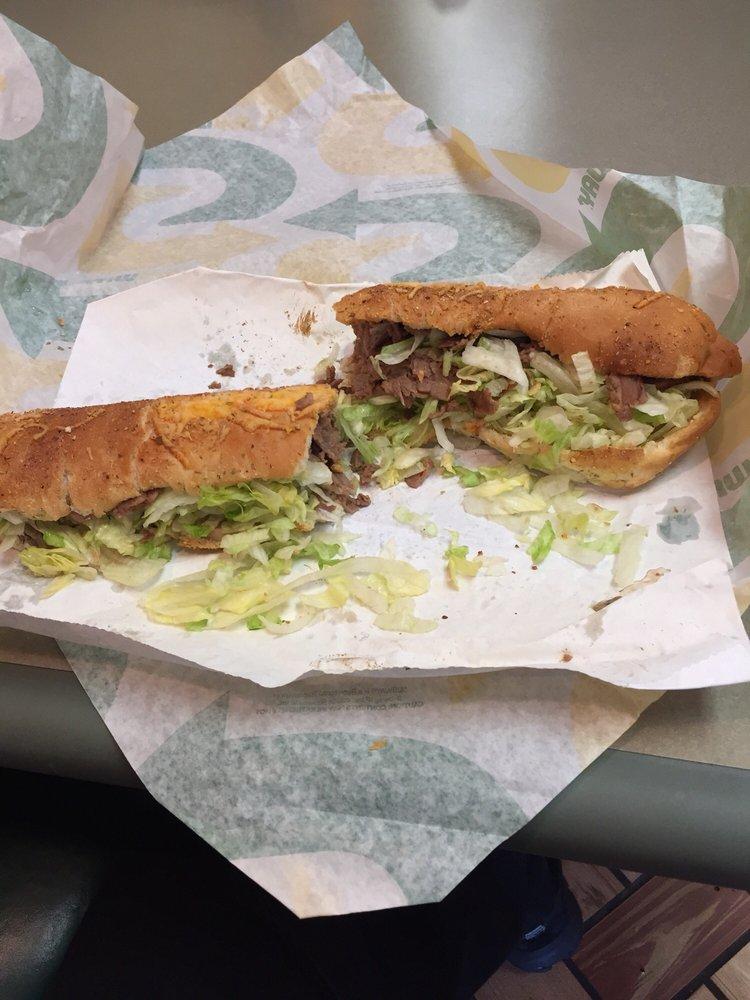 Subway: 211 1st St, Apollo, PA