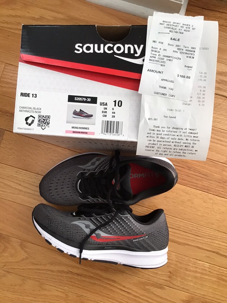 Swags Sport Shoes: 9407 Westport Rd, Louisville, KY