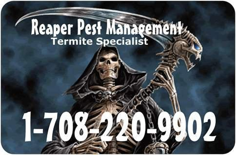 Reaper Pest Management: 742 Dunbar St, Beecher, IL