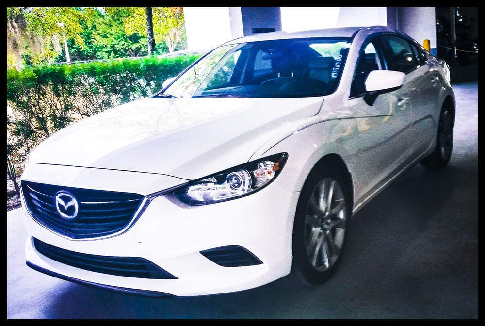 2015 Mazda 6 My Car While They R Checking Up On Mine
