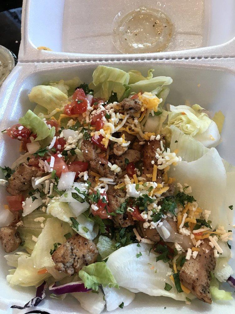 Fuzzy's Taco Shop: 4105 S Beltline Rd, Balch Springs, TX