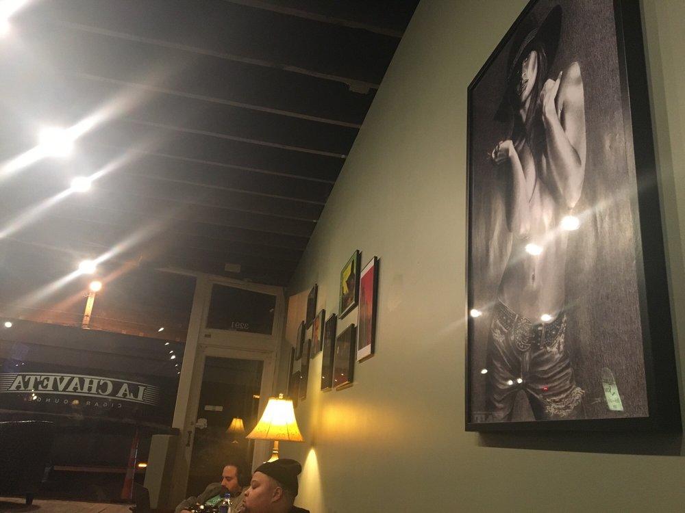 La Chaveta Cigar Lounge