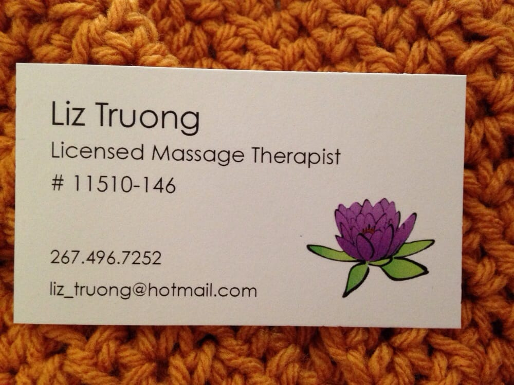a great and affordable massage therapist in private home setting yelp