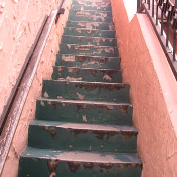 Photo Of The Clay Hotel Miami Beach Fl United States Stairway