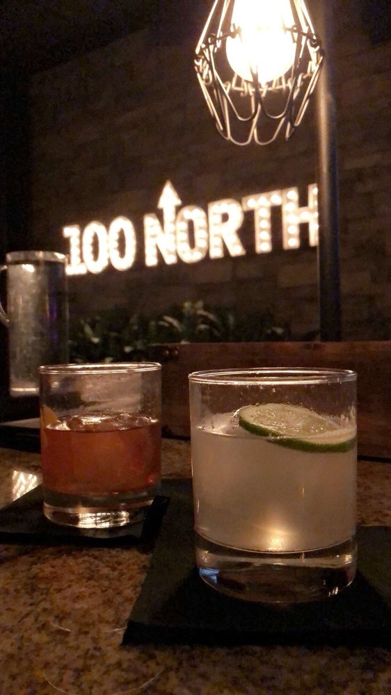 100 North Kitchen And Lounge: 100 N Harbor Blvd, Fullerton, CA