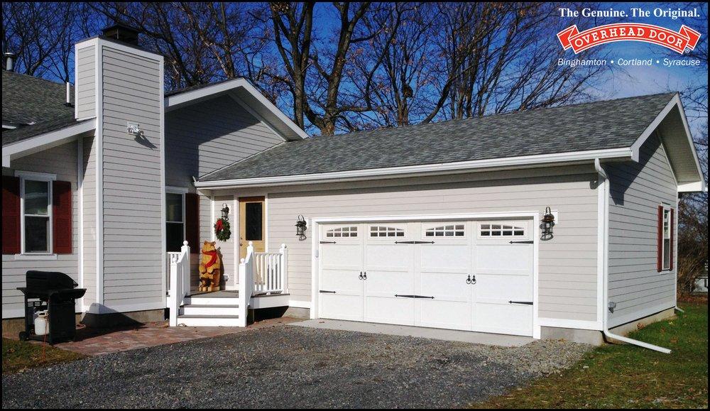 Overhead Door Company of Cortland: 33 Cleveland St, Cortland, NY