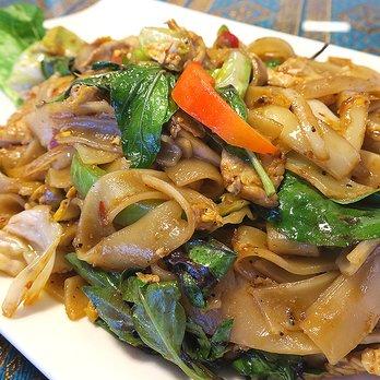 Thai Restaurant Red Bluff Ca