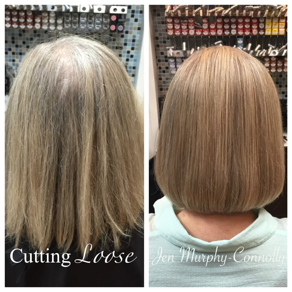 Highlights And Lowlights To Blend Gray Hair Yelp