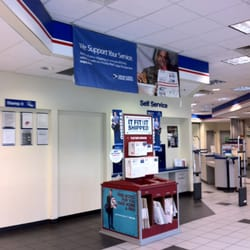 Us post office oficinas de correos 6601 w gore blvd for Telefono oficina de correos
