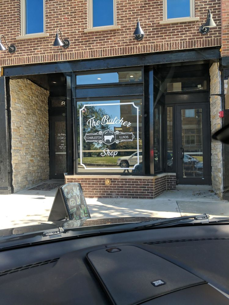 The Butcher Shop: 507 7th St, Charleston, IL