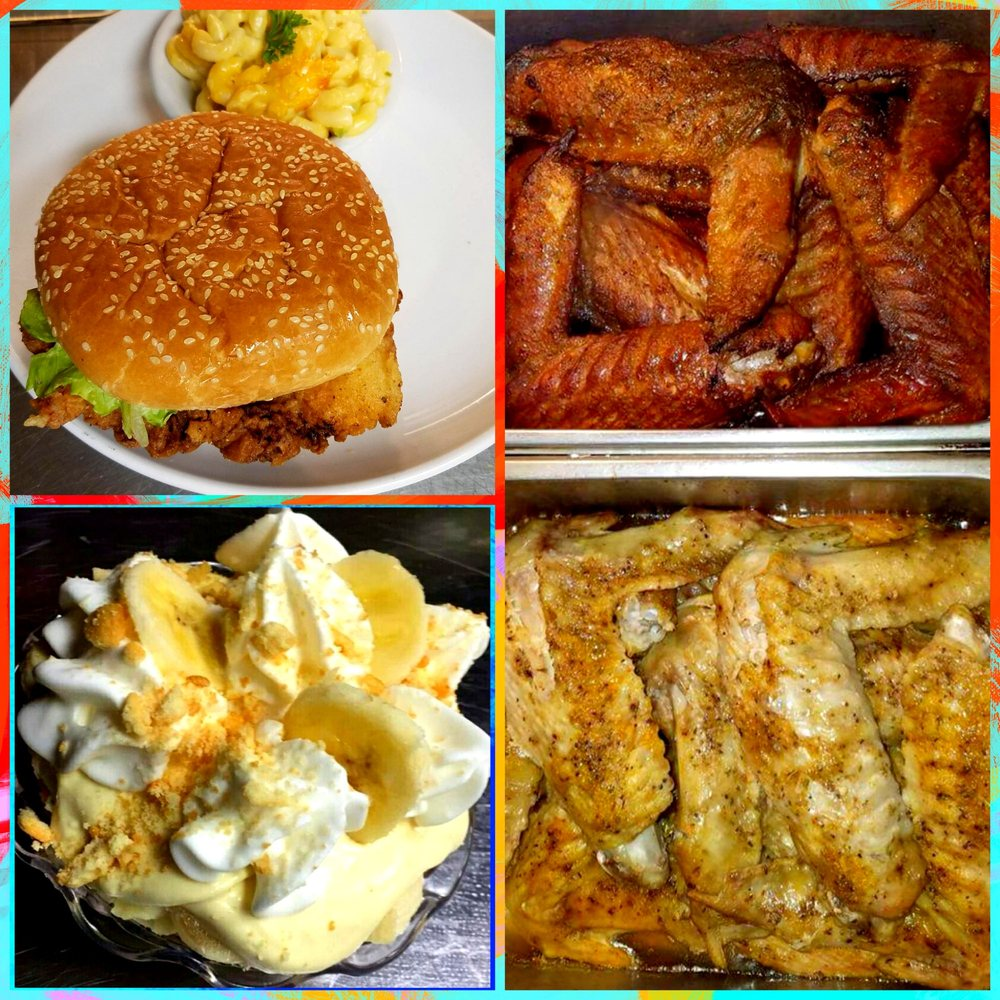 Creme De La Creme Catering & Diner: 6381 Milgen Rd, Columbus, GA