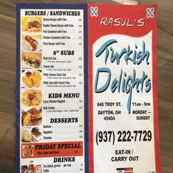 Rasul S Turkish Delights American Traditional 940 Troy St
