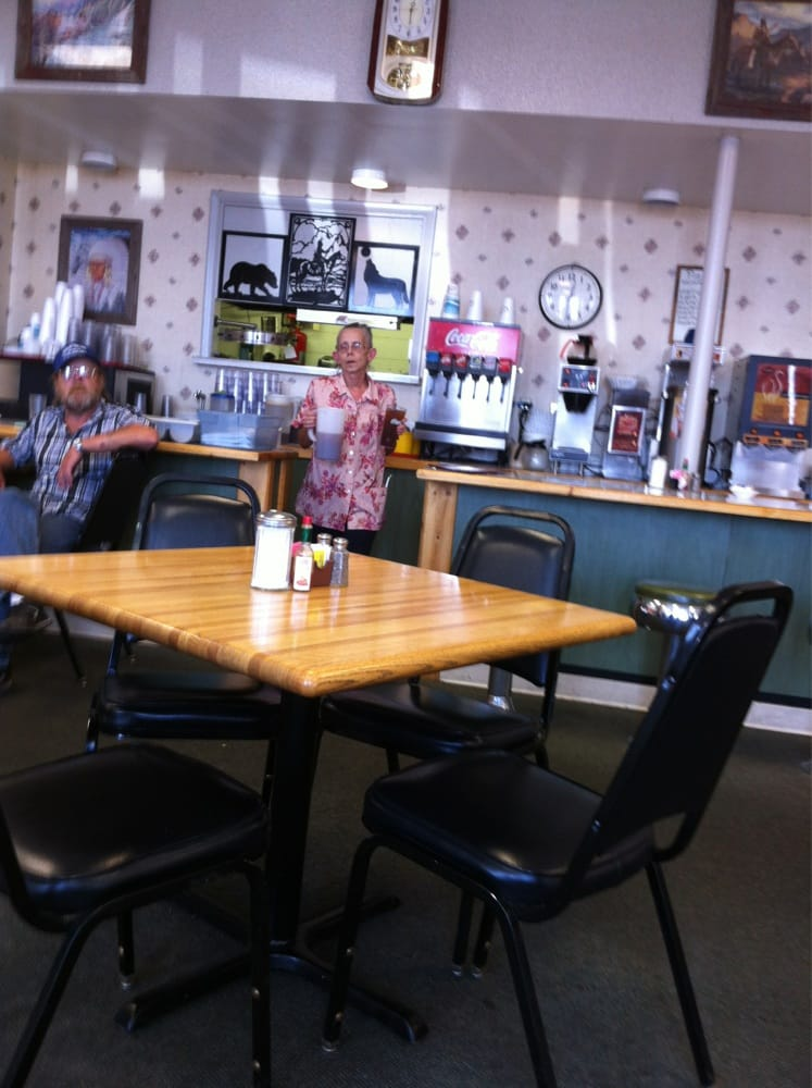 Overland Trail Cafe: 4513 Highway 63, Atwood, CO