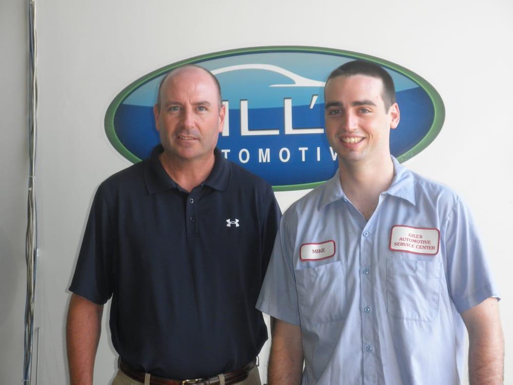 Gill's Automotive Service Center: 21585 Cedar Ln, Sterling, VA