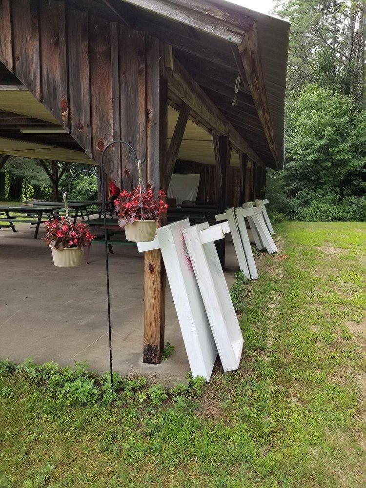 Tree Farm Campground: 53 Skitchewaug Trl, Springfield, VT