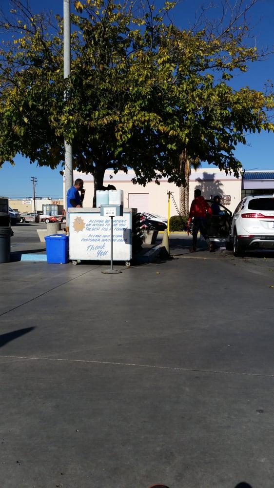 Magnolia Ave El Cajon Car Wash