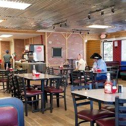 Photo Of The Star Diner Burkburnett Tx United States Interior