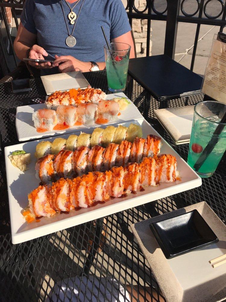 Ukai Hibachi Grill and Sushi Bar: 754 Delta Commerce Dr, Lansing, MI