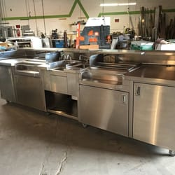 Photo Of Mcclure Stainless Las Vegas Nv United States Custom Counter