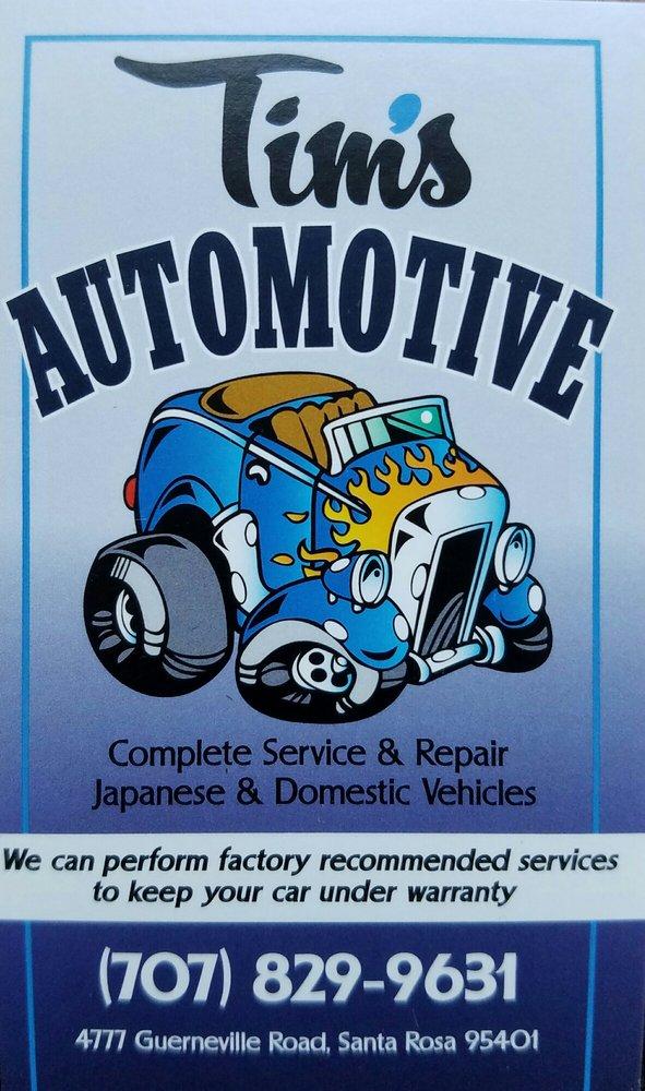 Tim's Automotive