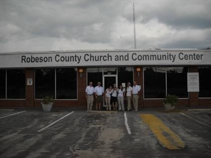 Robeson County Church and Community Center: 600 W 5th St, Lumberton, NC