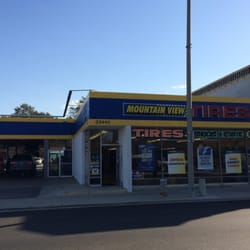 Mountain View Tire Auto Service Pneumatici Newhall