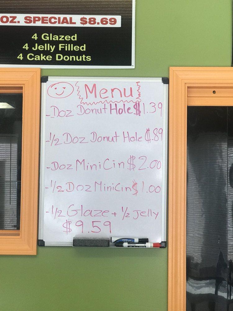 Long Beach Donuts: 5107 Beatline Rd, Long Beach, MS