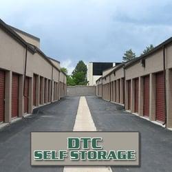 Photo of DTC Self Storage - Centennial CO United States. Outside units & DTC Self Storage - 13 Reviews - Self Storage - 7326 S Yosemite ...