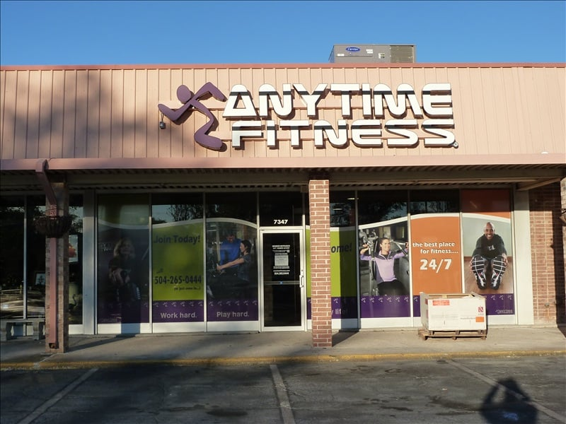 Anytime Fitness: 7335 Jefferson Hwy, Harahan, LA