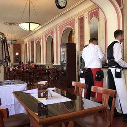photo of caf louvre prague czech republic