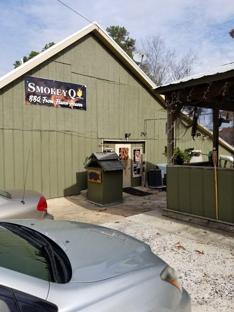 Smokey Q: 1850 Bald Ridge Marina Rd, Cumming, GA