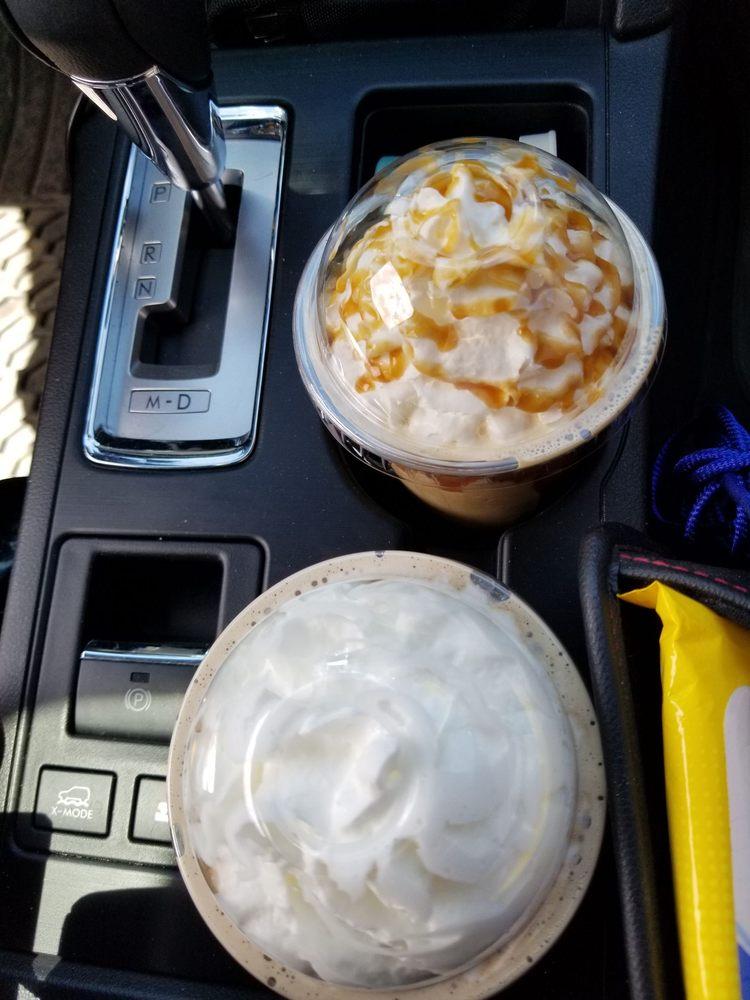 Dark Sky Coffee: 178 E Main St, Torrey, UT