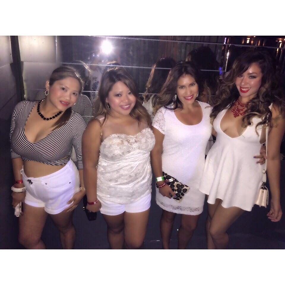 Clubes de striptease mexicano de Rosarito