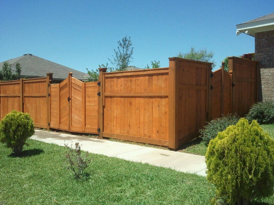 killeen fence company fences gates 2200 doris rd. Black Bedroom Furniture Sets. Home Design Ideas