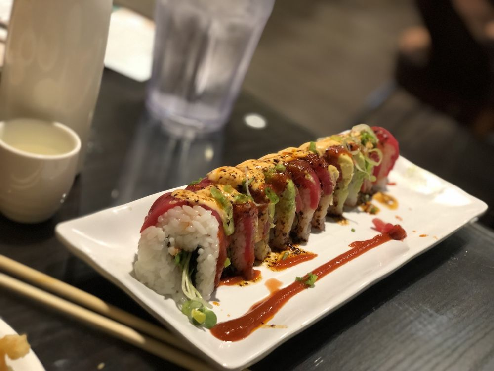 Sushi Miguel Style: 16981 Foothill Blvd, Fontana, CA