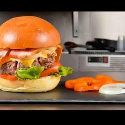 La Cuisine Du Burger Burger Rue Du Pont Guilhemery - Rue de la cuisine avis