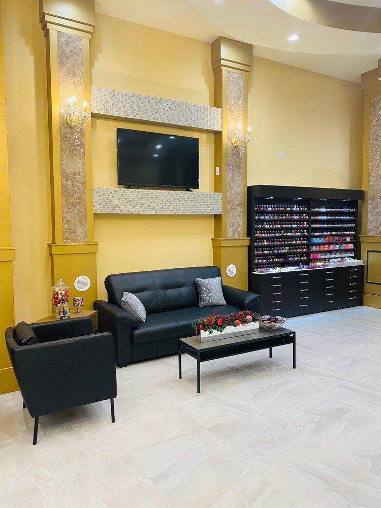 Premium Nails & Spa: 721 Governor Morrison St, Charlotte, NC