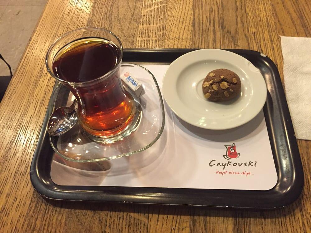 Çaykovski Cafe