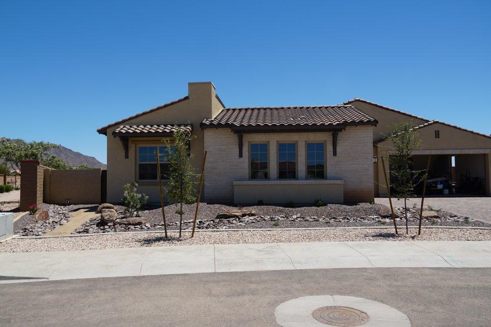 Jakescape: 12438 E Victoria St, Chandler, AZ