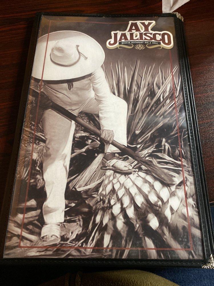 Ay Jalisco Mexican Restaurant Bar & Grill: 502 W Morgan St, Meridian, TX