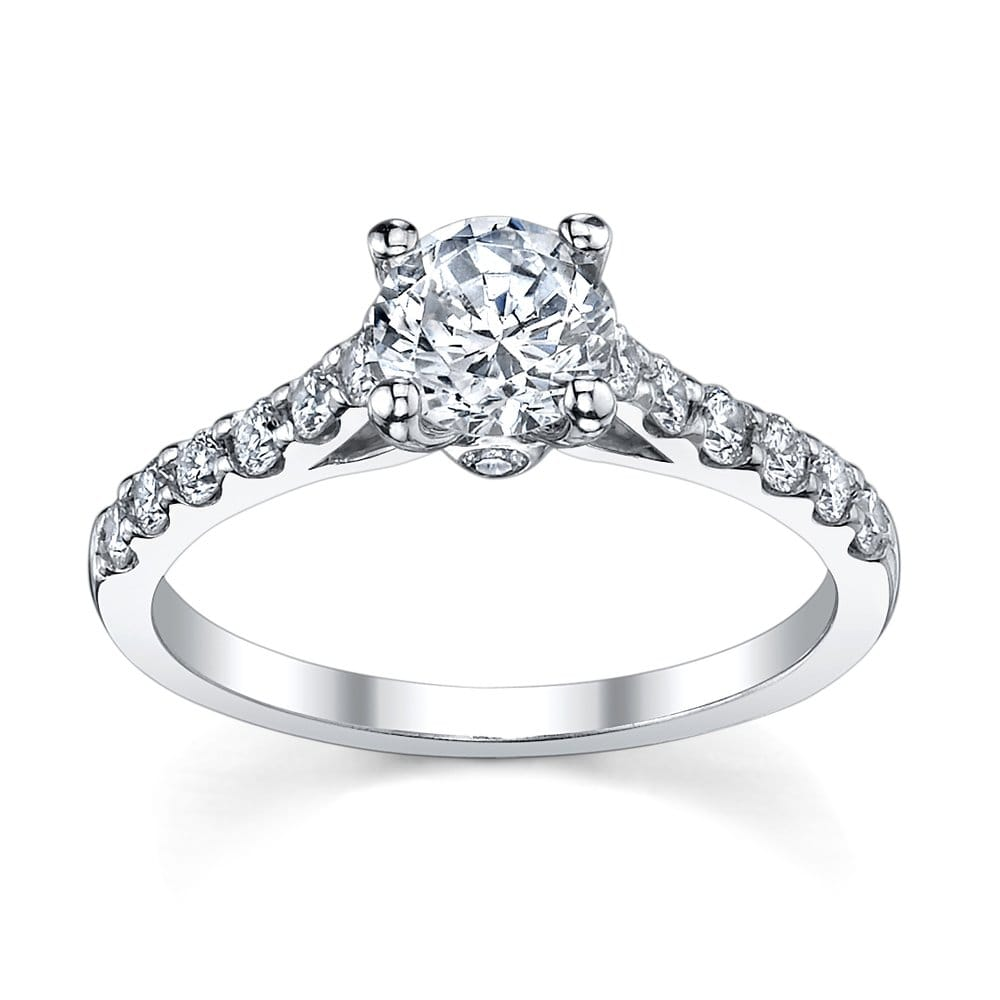 verragio engagement ring from robbins brothers sku