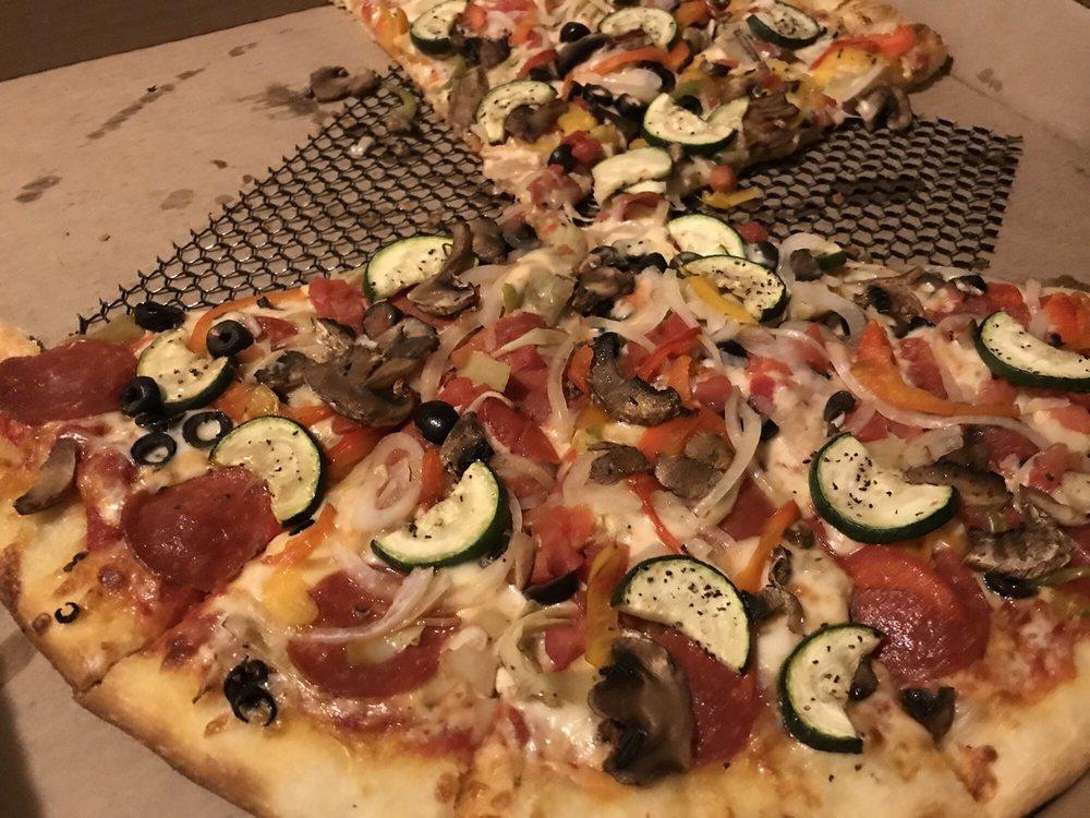 Bill's Pizza: 107 S Cortez St, Prescott, AZ