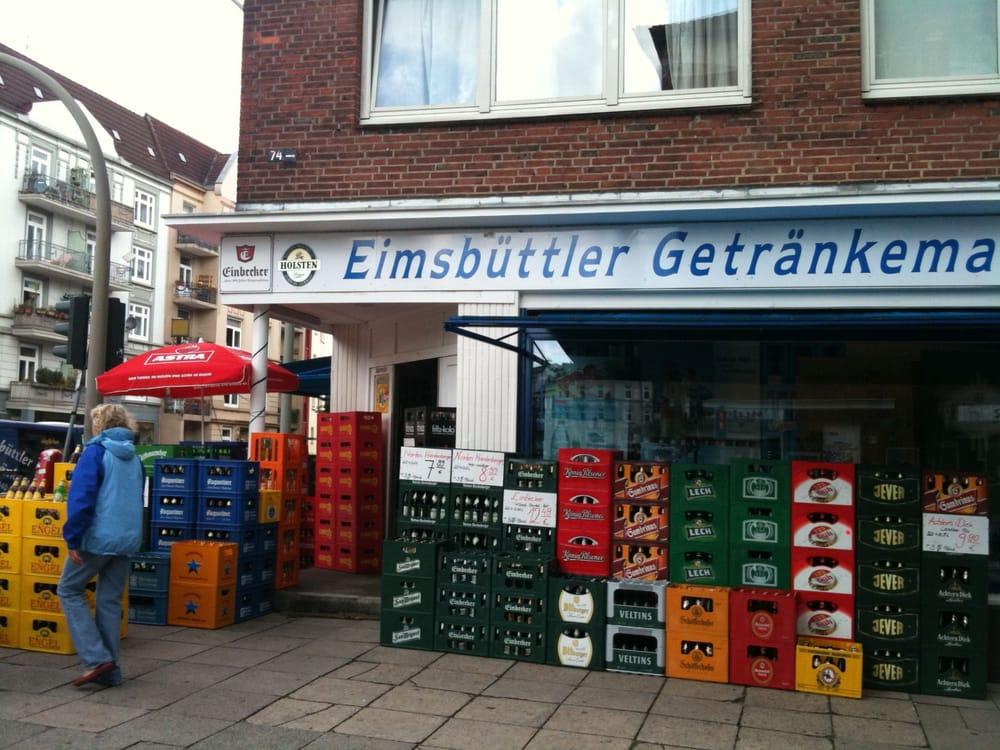 Eimsbüttler Getränkemarkt - Beverage Stores - Lutterothstr. 74 ...