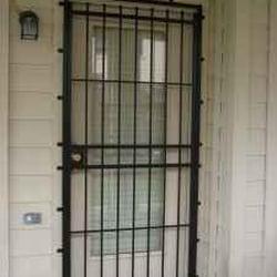 Photo Of Custom Burglar Bars Houston Tx United States