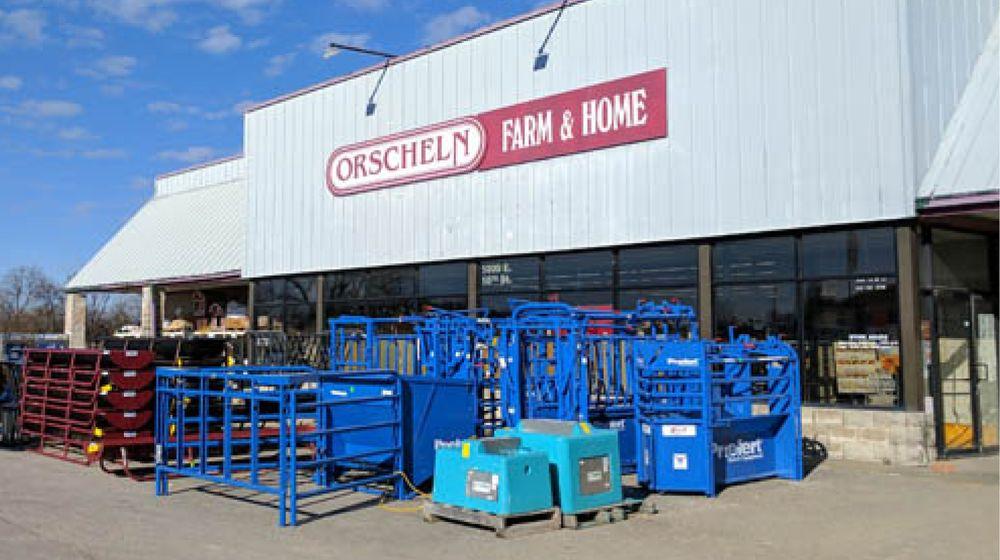 Orscheln Farm and Home: 1000 E 10th St, Holden, MO