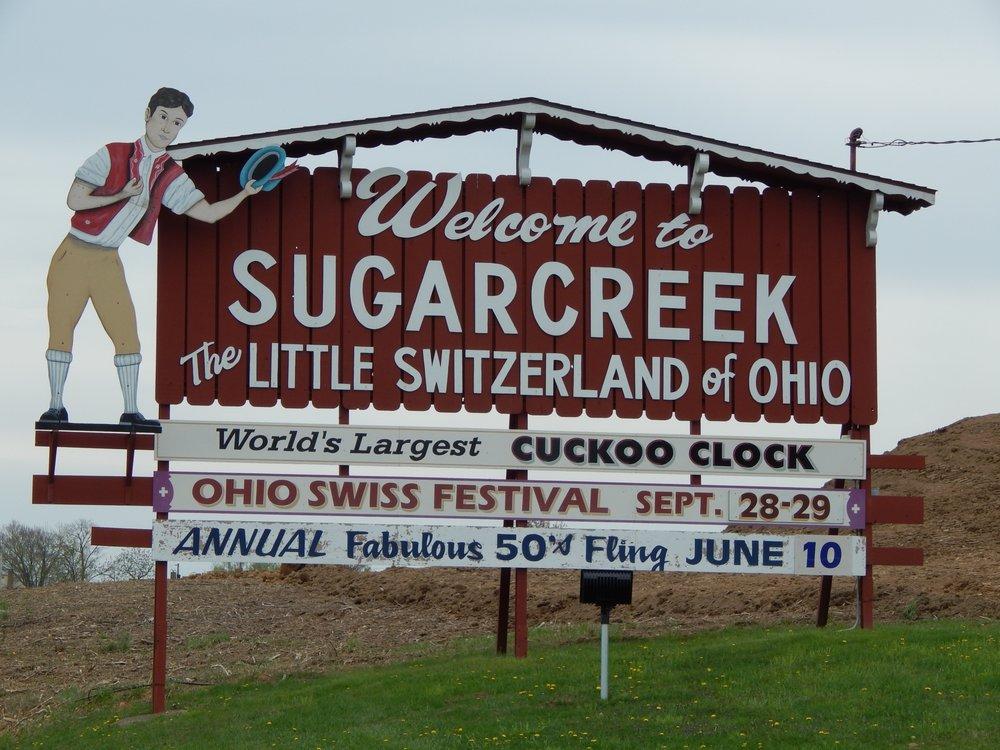 Sugarcreek Village of: 410 S Bdwy, Sugarcreek, OH