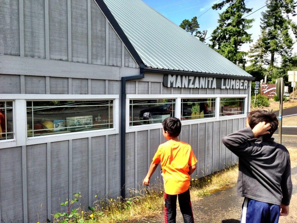 Manzanita Lumber: 778 Laneda Ave, Manzanita, OR