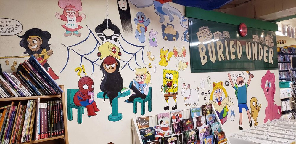A Hero's Legacy Comics & Collectibles