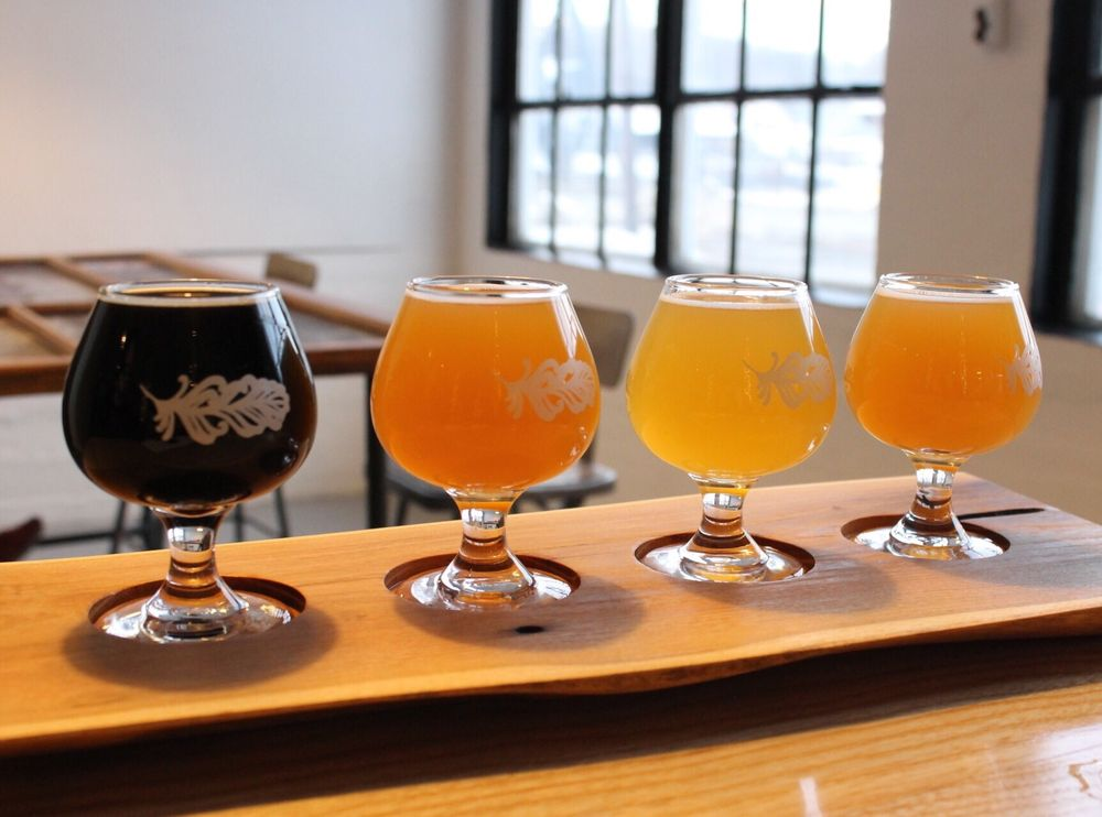 Brick & Feather Brewery: 78 11th St, Montague, MA