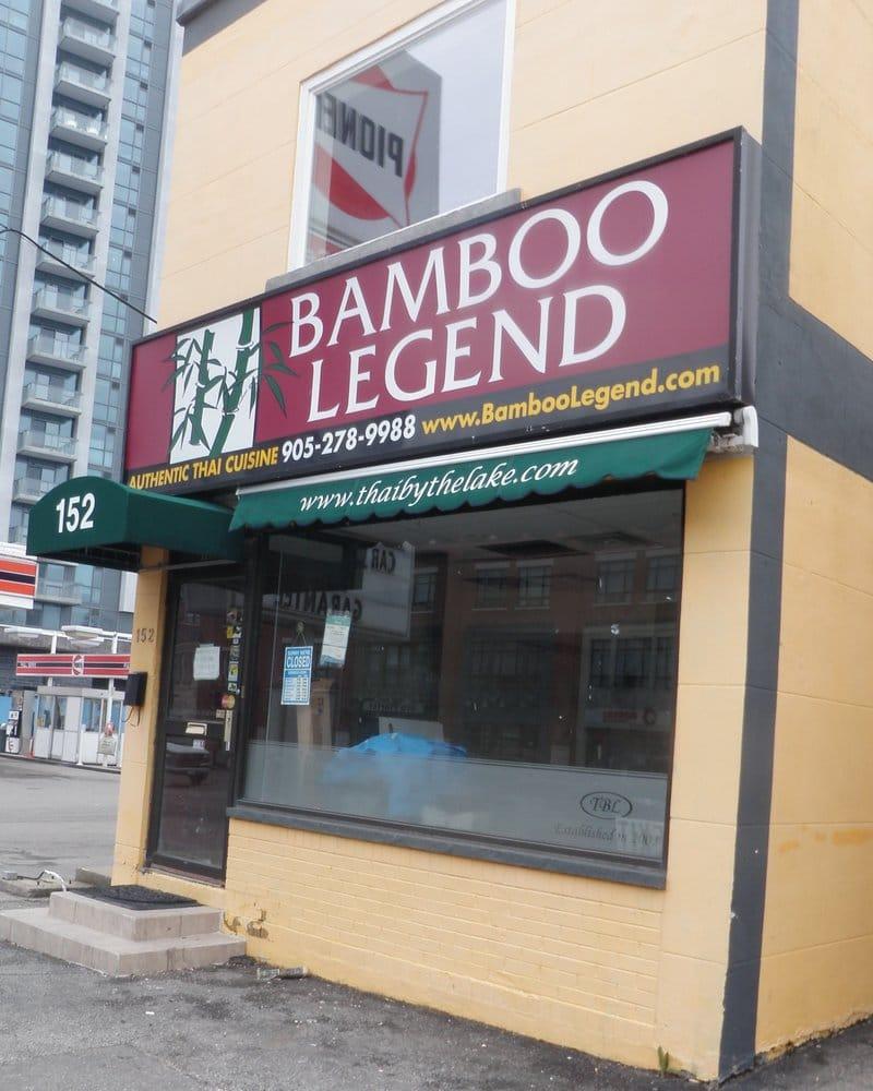 7387863020f2 Bamboo Legend - CLOSED - Thai - 152 Lakeshore Road E